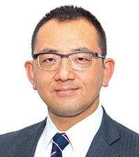 横塚 元樹 氏