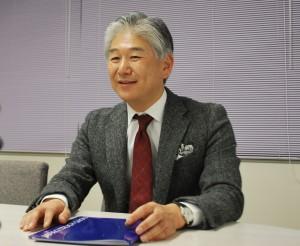 ディーアイシージャパン 代表取締役社長 松縄 眞様