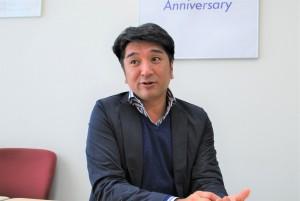 代表取締役社長 中西 俊介様