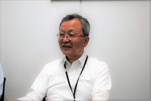代表取締役社長 竹添 幸男様