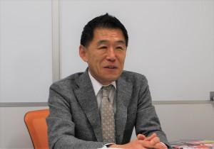 代表取締役社長 植田 聡様